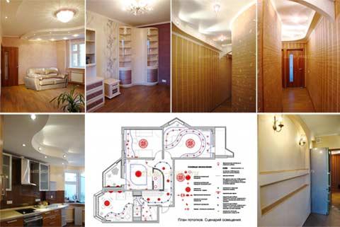 Купить трехкомнатную квартиру в Москве: продажа 17432 3