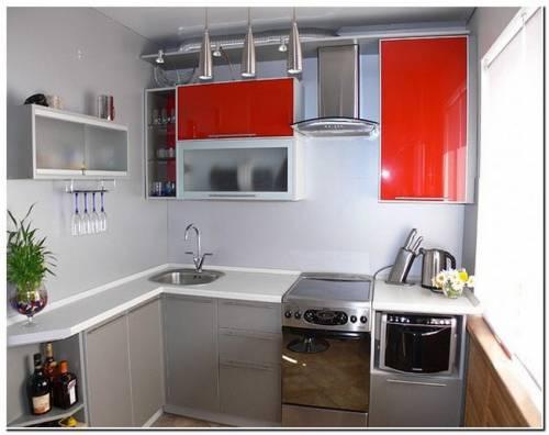 кухня 7 5 метров дизайн