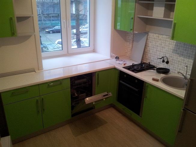 Кухня 6 м дизайн фото
